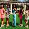 Club Ecuatoriano de Tampa: XII Certamen Reina de Reinas 2014