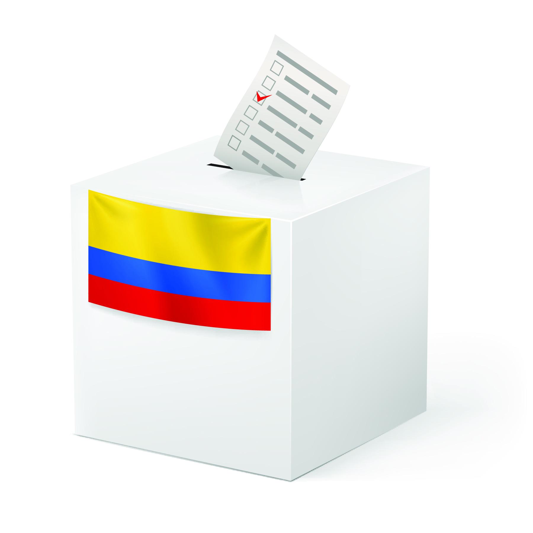 Republica De Colombia Votaciones Elecciones Colombia