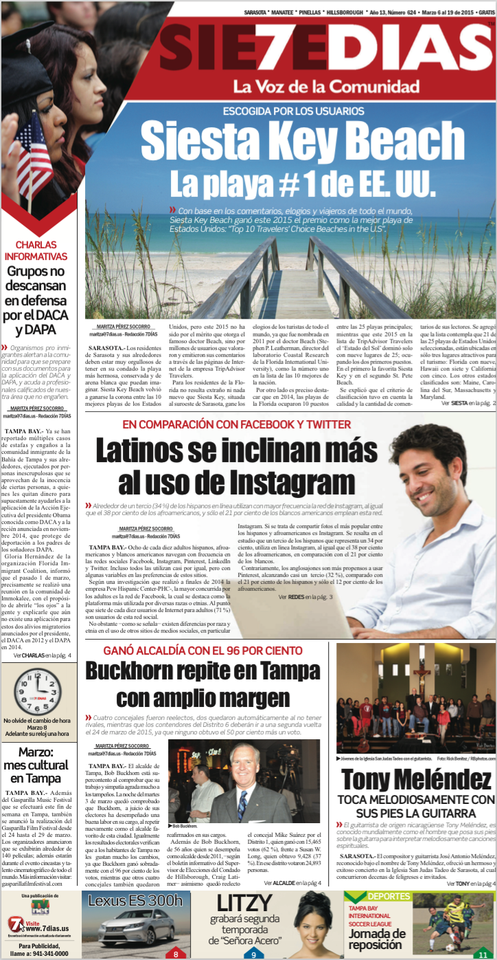 7Dias Digital Edition